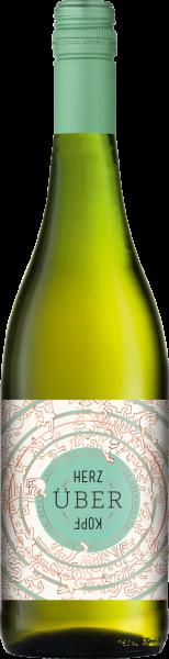 Weißwein - Herz über Kopf- 0,75l