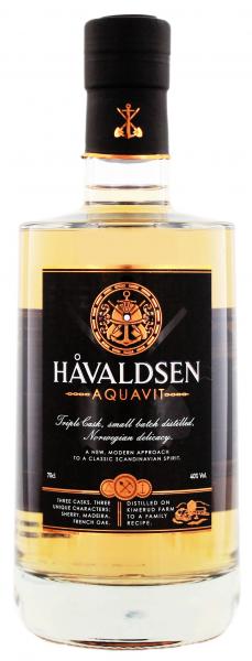Havaldsen Aquavit Triple Cask / 40%