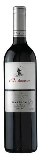 Rotwein - El Perdiguero - 0,75l
