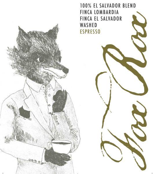 Fox Rox - Espresso 1kg