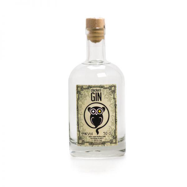 Clockers Gin 0,5l - 44%