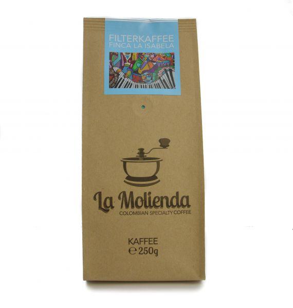 Finca La Isabela 250g, Filterkaffee
