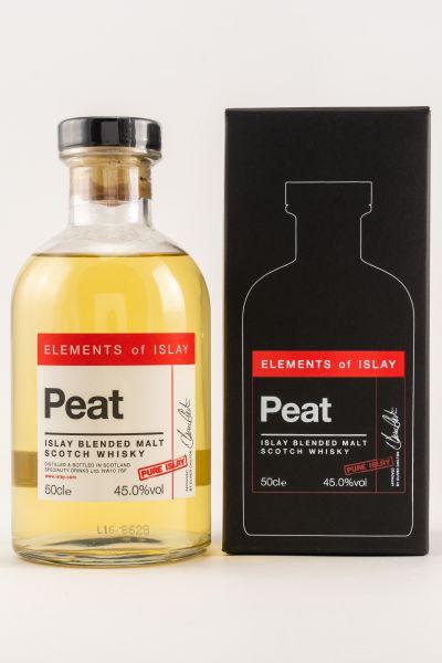 Peat - Islay Blended Malt Whisky - 45% / 0,5l