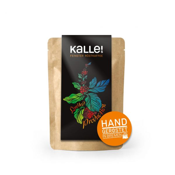 Limited Production - Kalles No. I Espresso