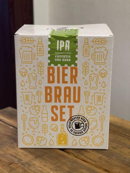 India Pale Ale (IPA)Bierbrauset, Für 3,3 l Bier, Brewist