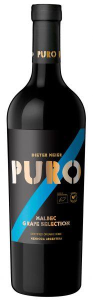 Puro Malbec Grape Selection 2014 - 0,75l