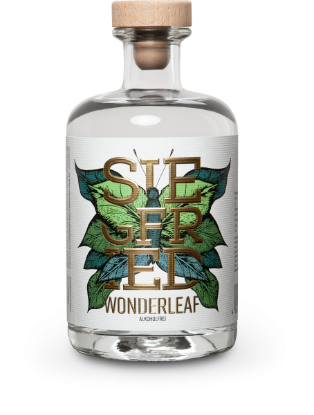 Siegfried Wonderleaf alkoholfreier Gin