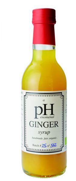 pHenomenal Ginger Sirup