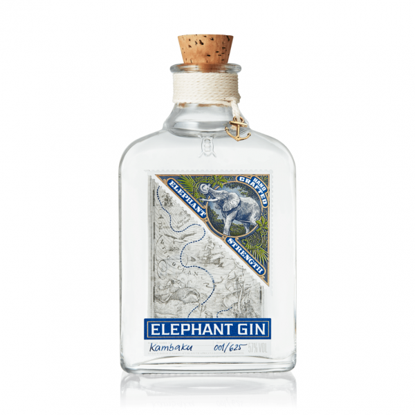 Elephant Strenght Gin 57% - 0,5l