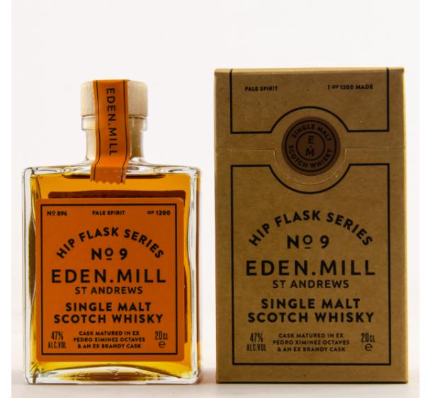 Hip Flask Series No.9 - Single Malt Scotch Whisky 0,2l - 47% Alk.