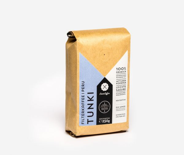 Cross Coffee Tunki 250g