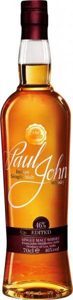 Paul John Whisky Edited