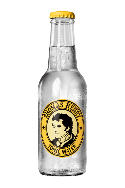 Thomas Henry Tonic Water 0,2l Glasflasche inkl. 0,15€ Pfand