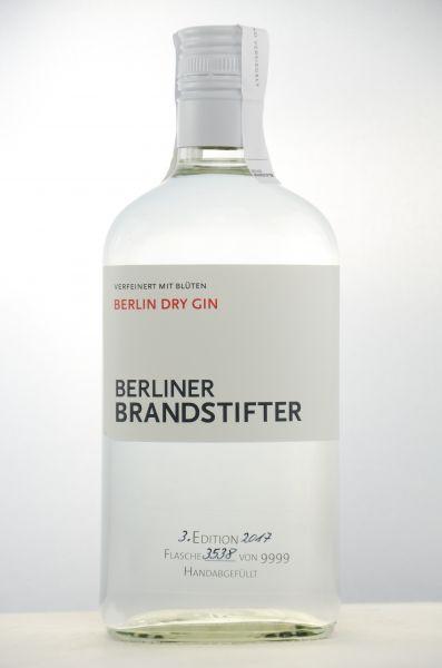Berliner Brandstifter Gin 0,7l - 43,3%