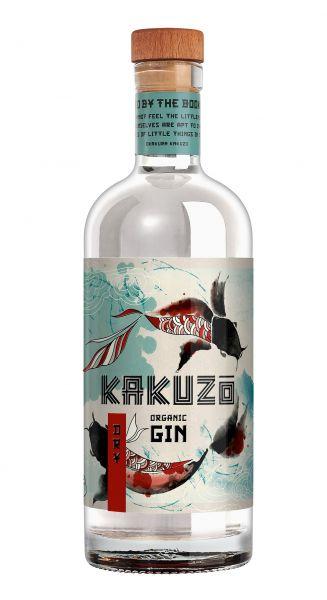 Kakuzo Bio Dry Gin