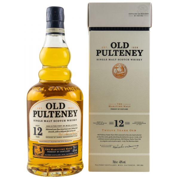 Old Pulteney Wick Scotland