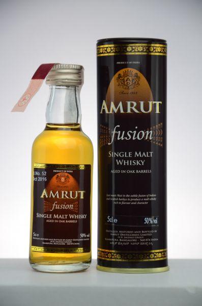 Amrut Fusion Miniatur 5cl
