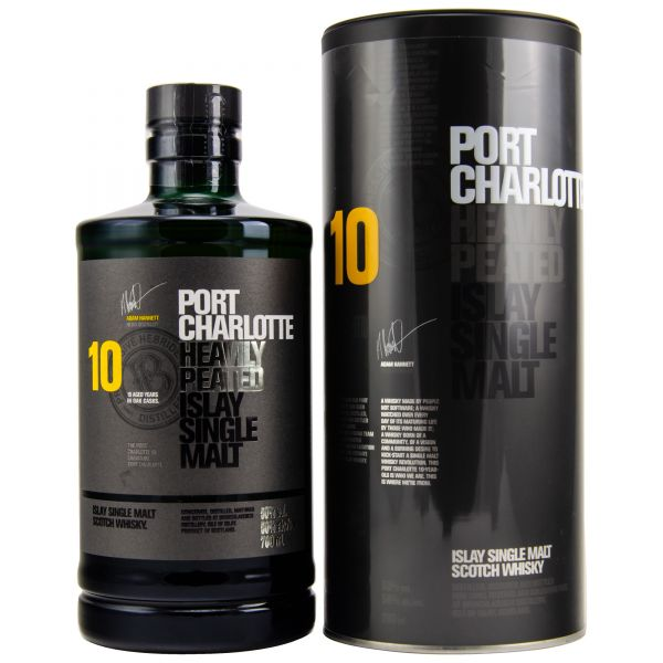 Islay Single Malt Scotch Whsky Port Charlotte