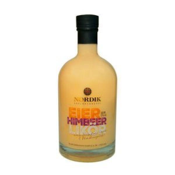 Eier-Himbeer-Likör - 17% - 0,35l