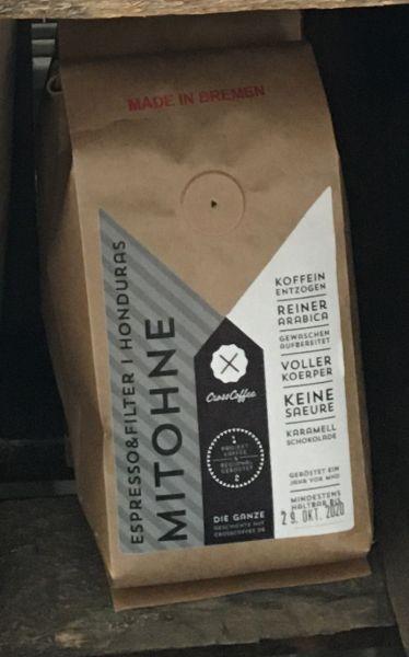 Mit Ohne - koffeinreduzierter Kaffee- 250g