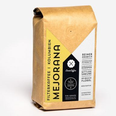 Mejorana (Kolumbien) 250g, Filterkaffee