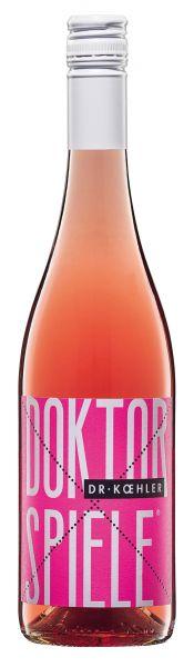 Doktorspiele - Rosé - 0,75l