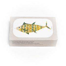 Thunfischfilet in Olivenöl - 120g