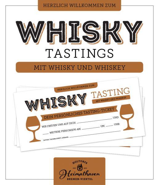 Whisky Tasting Bremen