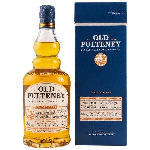 Old Pulteney Wick Scotland Single Cask