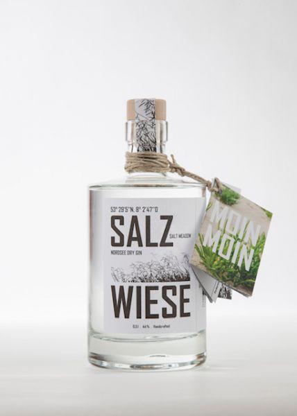 Salzwiese - Nordsee Dry Gin
