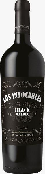 Rotwein - Los Intocables - Black Malbec - 0,75l