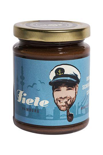 Fiete - Schokoladenaufstich aus Hamburg
