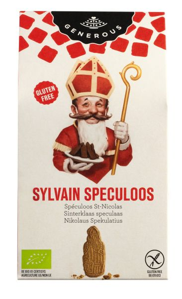 Sylvain Speculoos - Spekulatius (Bio & Glutenfrei)