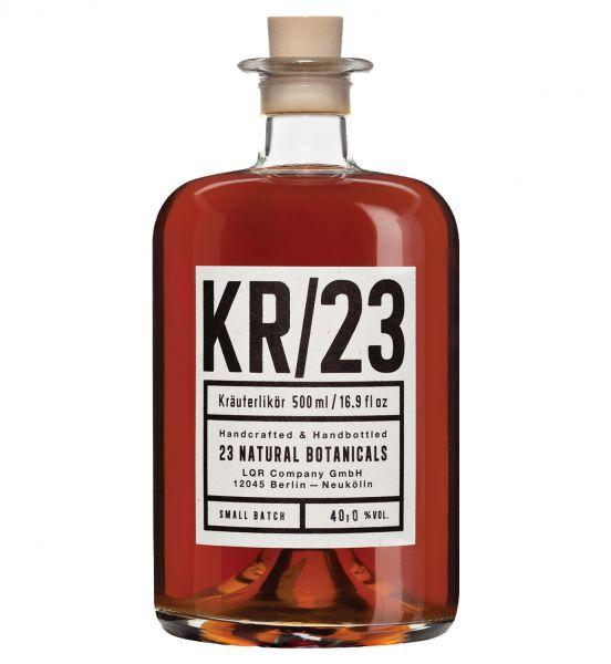 KR/23 Berliner Kräuterlikör