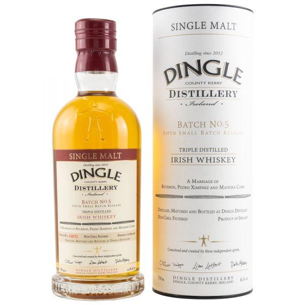 Dingle Single Malt Batch No. 5
