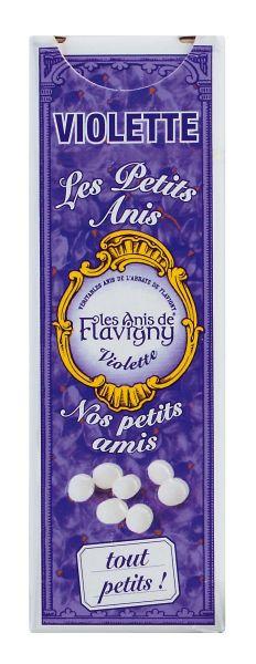 Les petits Anis violette (mit Veilchengeschmack)