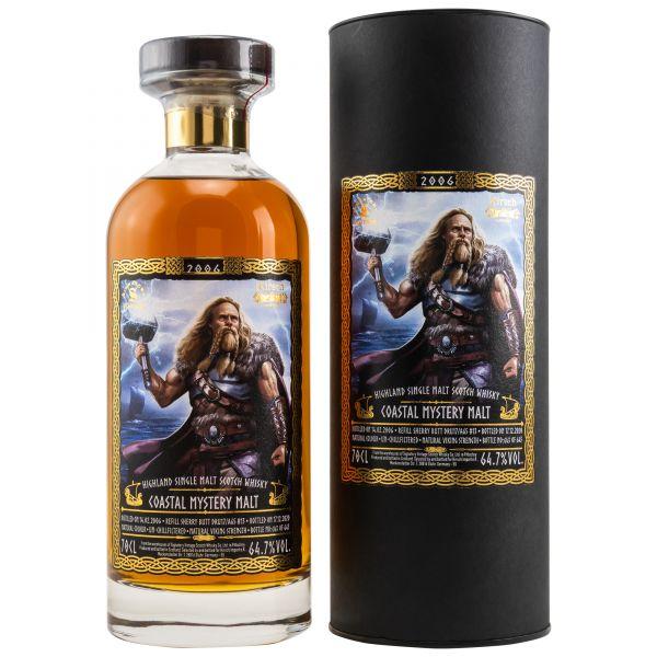 Vikings Whisky Coastal Mystery Malt