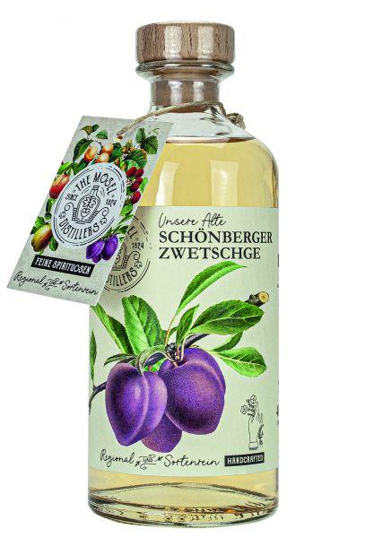 Unsere Alte Schönberger Zwetschge 0,5l - 40%