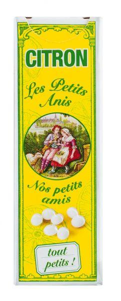 Les petits Anis Citron (mit Zitrusgeschmack)
