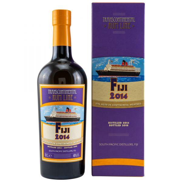 Fiji 2014 - Transcontinental Rum Line