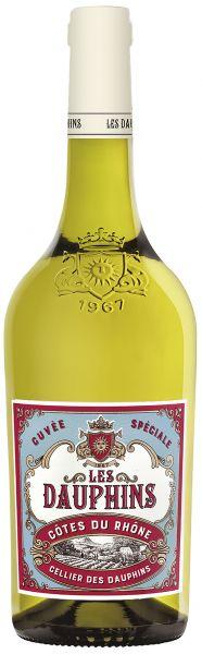 Weißwein - Les Dauphins Blanc - 0,75l