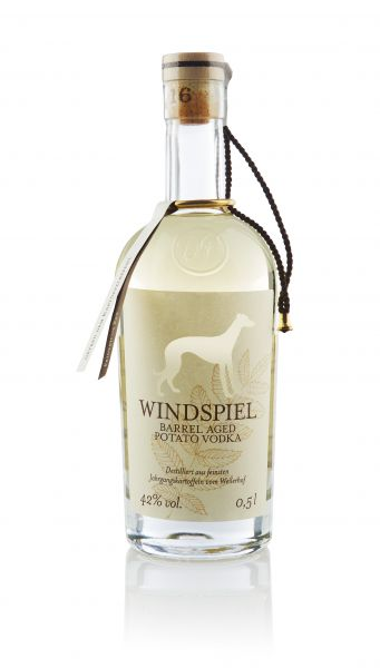 Windspiel Barrel Aged Potato Vodka 42% - 0,5l