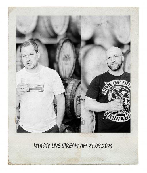WHISKY LIVE STREAM September 2021 Whisky Q&A