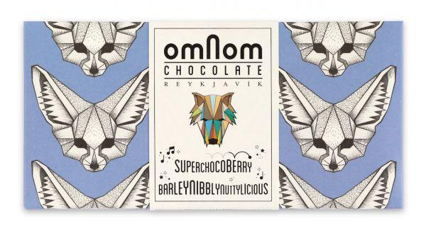 Omnom Chocolate Superchocoberrybarleynibblynuttylicious