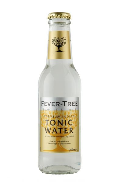 Fever Tree Indian Tonic Water 0,2l Glasflasche inkl. 0,15€ Pfand