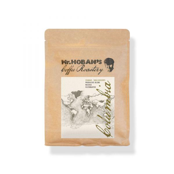 Colombia-Chaman-Smallholders-Filterkaffee 250g