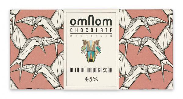 Omnom Milk of Madagaskar
