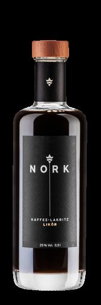 NORK Kaffee Lakritz Likör