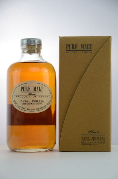 Nikka Pure Malt Black