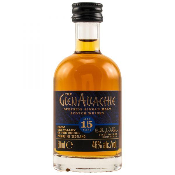 GlenAllachie 15 y.o., 46% - 0,05l